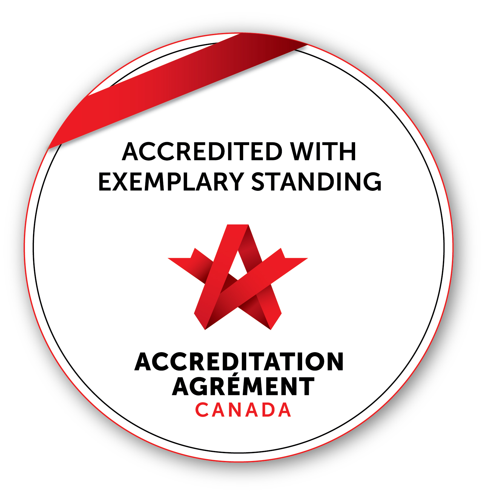 Accreditation with Exemplary Standing - Accreditation Canada